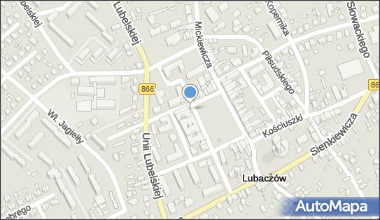 Przedsiębiorstwo Handlowo Usługowe Dukat, Rynek 27, Lubaczów 37-600 - Przedsiębiorstwo, Firma, numer telefonu, NIP: 7931002921