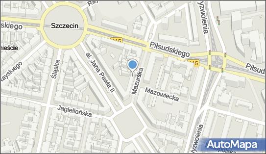 Przedsiębiorstwo Handlowo Usługowe Inter Expo, Mazurska 45a 70-416 - Przedsiębiorstwo, Firma, NIP: 8511191896