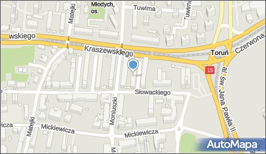 Przedsiębiorstwo Handlowo Usługowe, ul. Karola Szymanowskiego 15 87-100 - Przedsiębiorstwo, Firma, NIP: 9561910879