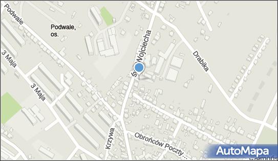 Przedsiębiorstwo Produkcyjno Handlowe Badpol, ul. św. Wojciecha 30 43-600 - Przedsiębiorstwo, Firma, NIP: 6321148123
