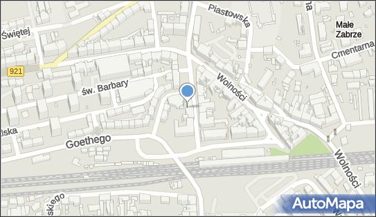 Przedsiębiorstwo Usług Geodezyjno Kartograficznych Pryzmat 41-800 - Przedsiębiorstwo, Firma, numer telefonu, NIP: 6481010238