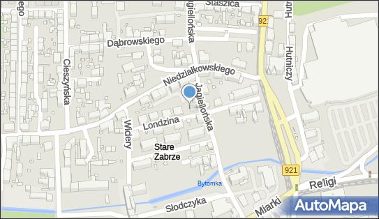 Przedsiębiorstwo Usługowo Handlowe Kacmar Mirosław Józefowicz 41-800 - Przedsiębiorstwo, Firma, NIP: 6481119952
