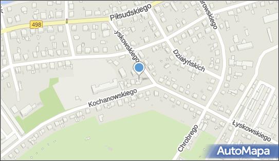 Przedsiębiorstwo Wielobranżowe Regis, ul. Łyskowskiego 10 86-300 - Przedsiębiorstwo, Firma, numer telefonu, NIP: 8761500401