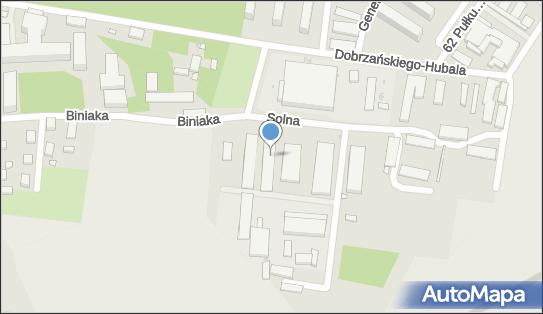 Przedsiębiorstwo Wielobranżowe Stalobud Solna 18 Bydgoszcz 85 862