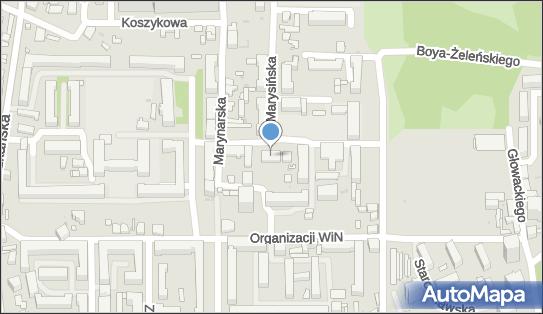 Przedszkole Miejskie nr 49, ul. Marysińska 49, Łódź 91-802 - Przedsiębiorstwo, Firma, numer telefonu, NIP: 7262525262