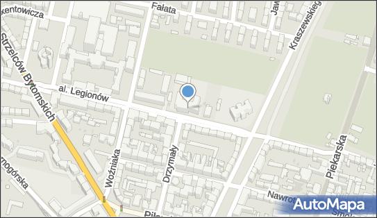 Przedszkole Miejskie nr 5 w Bytomiu, al. Legionów 6, Bytom 41-902 - Przedsiębiorstwo, Firma, numer telefonu, NIP: 6262624874