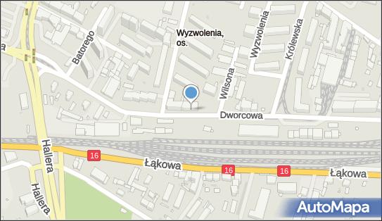 Pu Jarlew, ul. Dworcowa 27, Grudziądz 86-300 - Przedsiębiorstwo, Firma, numer telefonu, NIP: 8761999665