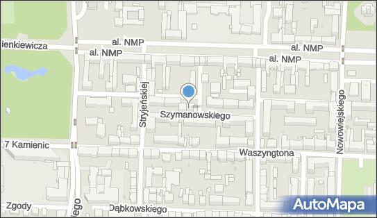 Punkt Handlowy, ul. Szymanowskiego 18, Częstochowa 42-200 - Przedsiębiorstwo, Firma, NIP: 5731037322