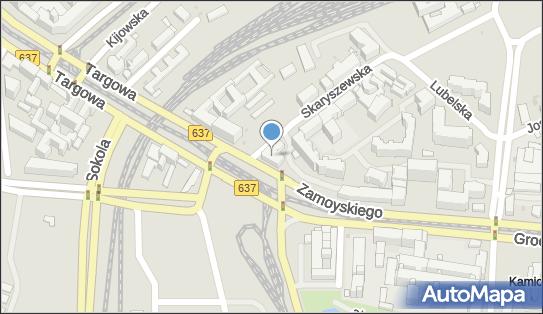 PZU S.A. Punkt Obsługi Klienta i Centrum Likwidacji Szkód Filia I w Warszawie 03-731 - Przedsiębiorstwo, Firma, numer telefonu