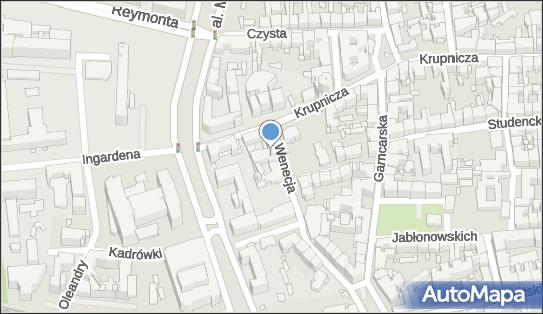 Radosław Urbanik Ecru, ul. Wenecja 13, Kraków 31-117 - Przedsiębiorstwo, Firma, NIP: 6761456188