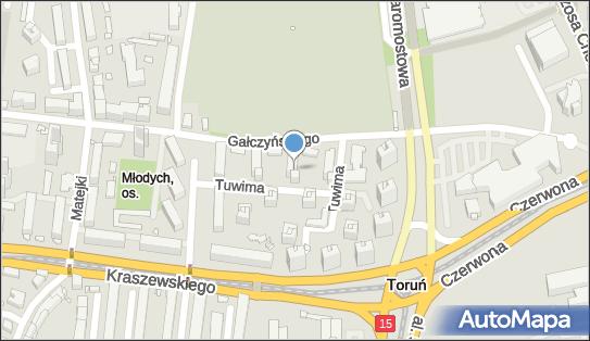 Ramed, ul. Konstantego Ildefonsa Gałczyńskiego 31, Toruń 87-100 - Przedsiębiorstwo, Firma, NIP: 8792462908
