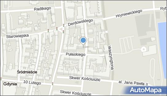 Red Sevens Services, ul. Kazimierza Pułaskiego 6, Gdynia 81-368 - Przedsiębiorstwo, Firma, NIP: 5851352871