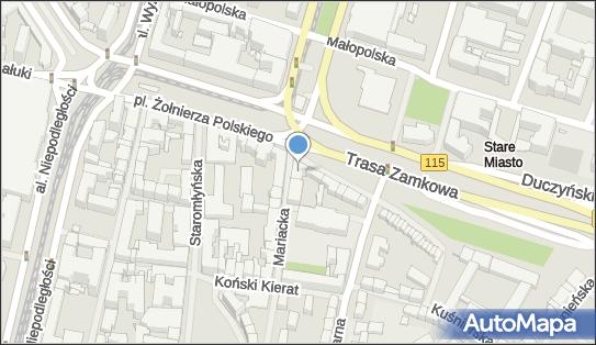 RJC, Mariacka 26, Szczecin 70-546 - Przedsiębiorstwo, Firma, numer telefonu, NIP: 8512962901