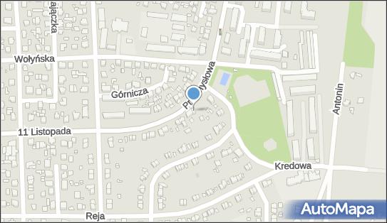 Roco Trans, ul. Przemysłowa 14, Chełm 22-100 - Przedsiębiorstwo, Firma, NIP: 5632065344