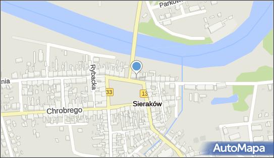 Ryszard Sudoł, Plac Powstańców Wielkopolskich 20, Sieraków 64-410 - Przedsiębiorstwo, Firma, NIP: 7870004445