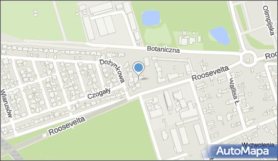 Sala Bankietowa, ul. Franklina Roosevelta 131, Zabrze 41-800 - Przedsiębiorstwo, Firma, numer telefonu, NIP: 6482521739