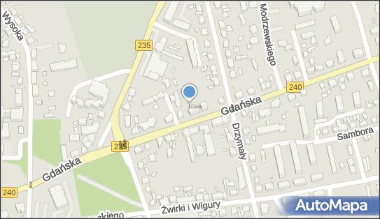 Salon Fryzjerski Kosmyk Gdańska 17 Chojnice 89 600