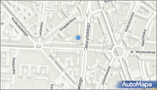 Salon Fryzjerski Strefa Cięcia, Nowowiejska 10 00-653 - Przedsiębiorstwo, Firma, NIP: 5221586018