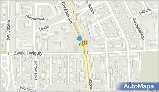 Salon Rowerowy, ul. Szosa Chełmińska 137, Toruń 87-100 - Przedsiębiorstwo, Firma, numer telefonu, NIP: 8790258701
