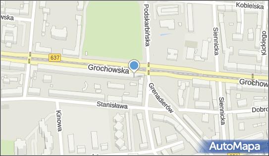 Sąsiedzi, ul. Grochowska 257, Warszawa 04-844 - Przedsiębiorstwo, Firma, NIP: 1130108015
