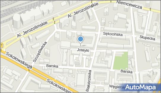 Security Technologies, ul. Tadeusza Joteyki 20, Warszawa 02-317 - Przedsiębiorstwo, Firma, numer telefonu, NIP: 5261888949