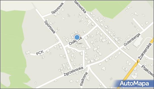 Serwis Ogumienia, Osikowa 4, Bytom 41-936 - Przedsiębiorstwo, Firma, numer telefonu, NIP: 6261727750