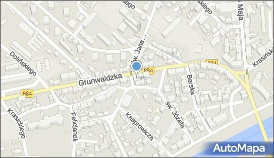 Serwis RTV Omega, ul. Grunwaldzka 21, Przemyśl 37-700 - Przedsiębiorstwo, Firma, NIP: 7951051420