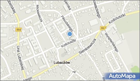 Sklep Ewa Joanna Szałańska, ul. Tadeusza Kościuszki 19, Lubaczów 37-600 - Przedsiębiorstwo, Firma, NIP: 7931499933