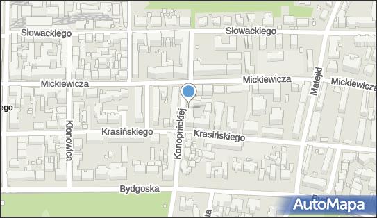 Sklep Odzieżowy Kopciuszek, ul. Marii Konopnickiej 22, Toruń 87-100 - Przedsiębiorstwo, Firma, NIP: 9561991837