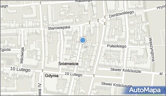 Sklep Wielobranżowy Lampik MGR, ul. Antoniego Abrahama 9, Gdynia 81-352 - Przedsiębiorstwo, Firma, numer telefonu, NIP: 5861036433