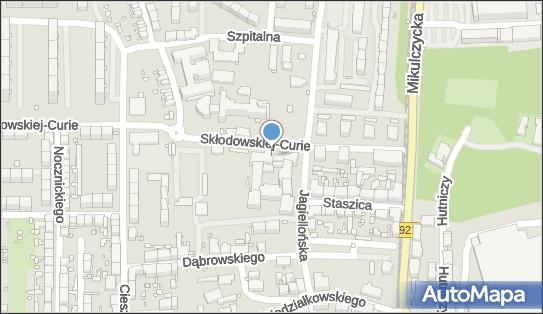 Śląskie Centrum Chorób Serca w Zabrzu, Zabrze 41-800 - Przedsiębiorstwo, Firma, numer telefonu, NIP: 6482302807