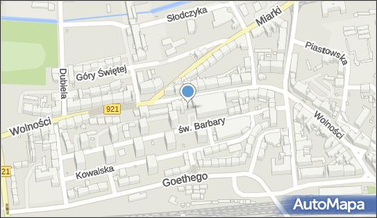 Słodkawa, Wolności 271, Zabrze 41-800 - Przedsiębiorstwo, Firma, NIP: 6482702435