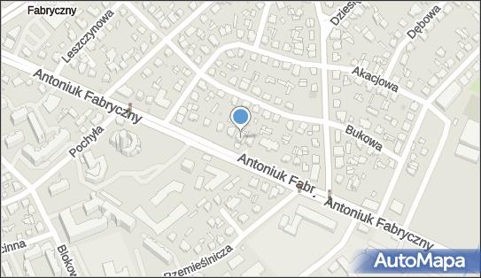Smacznego Anna Jackowska, Antoniuk Fabryczny 12/2, Białystok 15-741 - Przedsiębiorstwo, Firma, NIP: 5421899905
