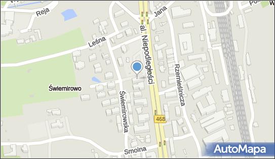Smart, al. Niepodległości 660, Sopot 81-855 - Przedsiębiorstwo, Firma, numer telefonu, NIP: 5840203759