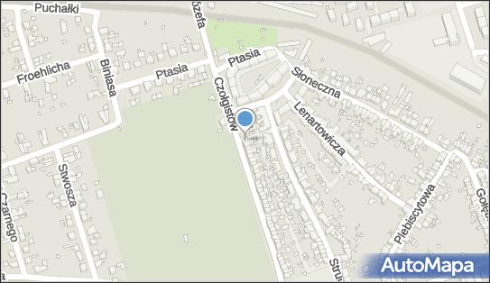 Sopora Marek Dymetrów Dariusz SPC Hurtownia, Czołgistów 67 41-800 - Przedsiębiorstwo, Firma, NIP: 6480009339