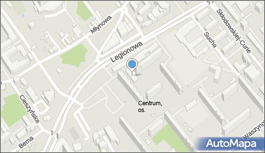 Specjalistyczny Gabinet Kardiologiczny, Legionowa 9A, Białystok 15-281 - Przedsiębiorstwo, Firma, NIP: 7251357720