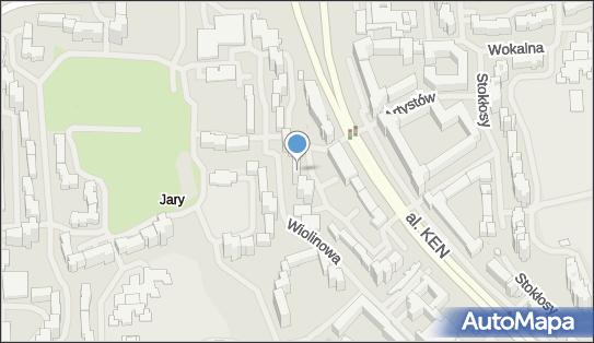 Spectrum, Wiolinowa 8, Warszawa 02-785 - Przedsiębiorstwo, Firma, NIP: 9720547955