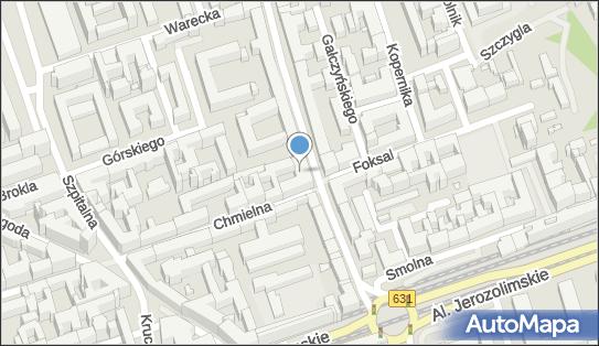 SPK Promex, ul. Nowy Świat 33, Warszawa 00-029 - Przedsiębiorstwo, Firma, numer telefonu, NIP: 5261038139