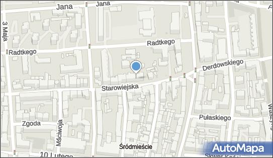 Spółdzielnia Mieszkaniowa Nasz Dom Starowiejska, Gdynia 81-356 - Przedsiębiorstwo, Firma, numer telefonu, NIP: 5862015999
