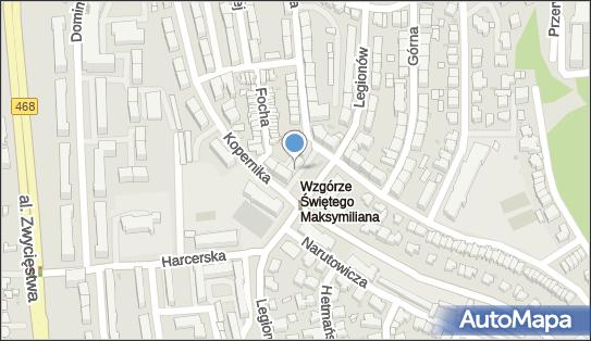 Spółdzielnia Mieszkaniowa Nasz Dom w Gdyni, Legionów 60, Gdynia 81-404 - Przedsiębiorstwo, Firma, numer telefonu, NIP: 5860221683