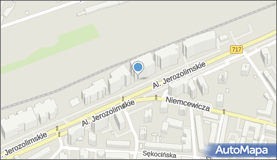 Sprintlink Poland, Aleje Jerozolimskie 96, Warszawa 00-807 - Przedsiębiorstwo, Firma, NIP: 5252528080