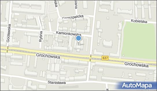 Sprzedaż Detaliczna i Hurtowa Kiosk, Grochowska 274, Warszawa 03-841 - Przedsiębiorstwo, Firma, NIP: 5311220858
