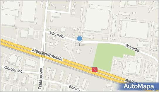 St Santerm, Warecka 10, Łódź - Przedsiębiorstwo, Firma