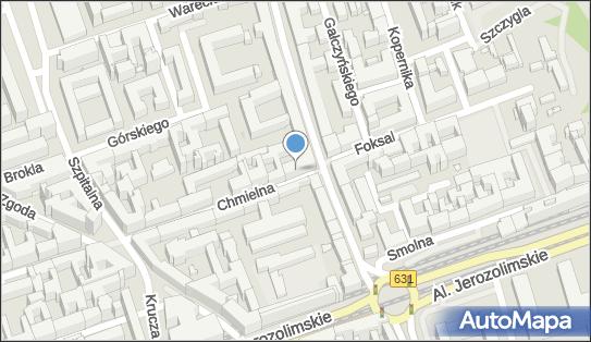 Starmax, Chmielna 2, Warszawa 00-020 - Przedsiębiorstwo, Firma, NIP: 5492430765