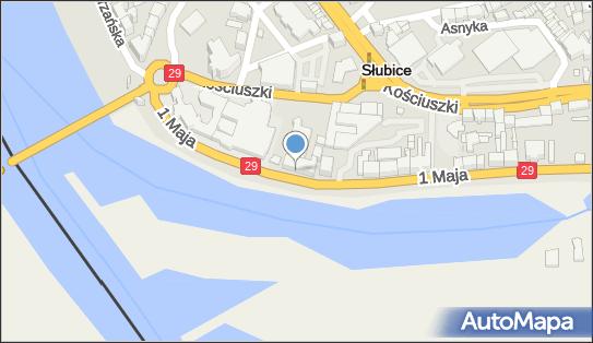 Stowarzyszenie Słubfurt, 1 Maja 1, Słubice 69-100 - Przedsiębiorstwo, Firma, NIP: 5981526571
