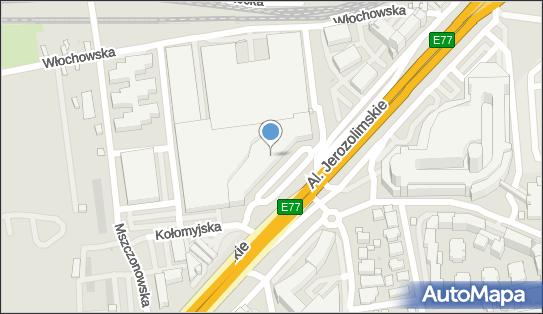 Strzała, Aleje Jerozolimskie 148, Warszawa 02-326 - Przedsiębiorstwo, Firma, numer telefonu, NIP: 7010028742