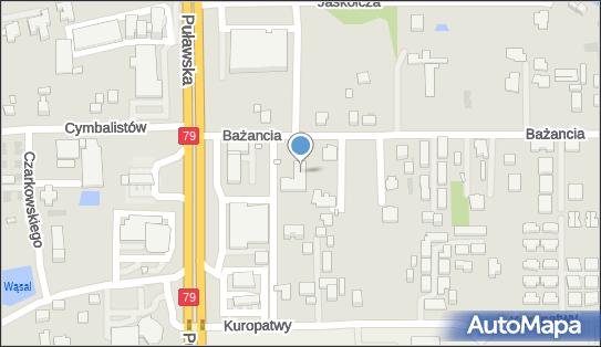 Studiotech Poland Sp. z o.o., Bażancia 53, Warszawa 02-892 - Przedsiębiorstwo, Firma, godziny otwarcia, numer telefonu