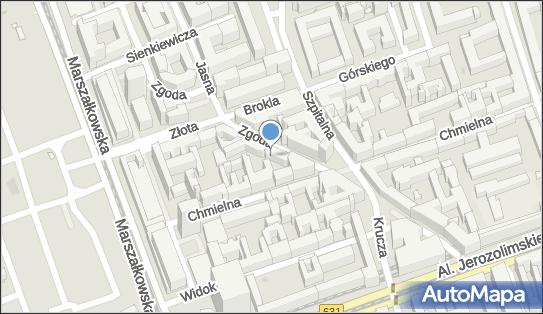 ST, Zgoda 3, Warszawa 00-018 - Przedsiębiorstwo, Firma, numer telefonu, NIP: 5252248529