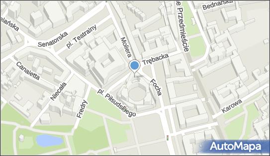 Sybac Property Polska, Plac marsz. Józefa Piłsudskiego 3 00-078 - Przedsiębiorstwo, Firma, NIP: 5252537699