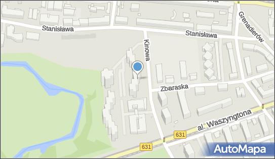 Szansa Michalewska Krystyna, Kinowa 25, Warszawa 04-030 - Przedsiębiorstwo, Firma, NIP: 1130325215